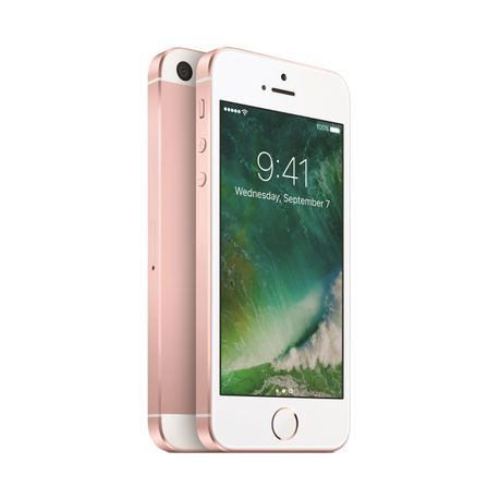 06a70496139 Apple iPhone SE 32GB - Rose Gold
