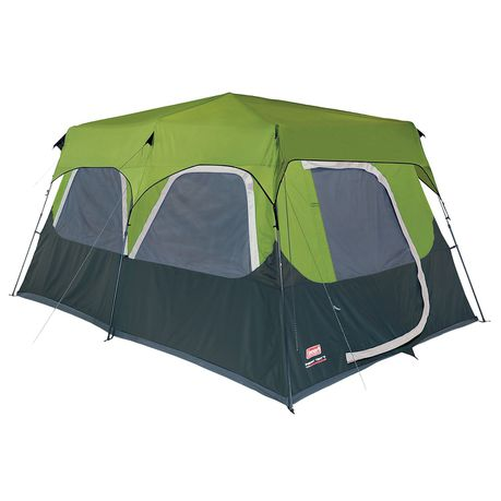 ef23f64958f Coleman Fast Pitch Instant Cabin 10 Man - Green