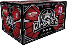 GI Sportz 3 Star Paintballs 2000s