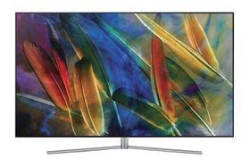"Samsung 55"" QLED Flat TV"