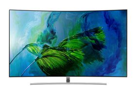 "Samsung 65"" QLED Curved TV"