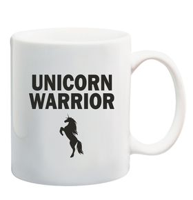 Unicorn Warrior Mug