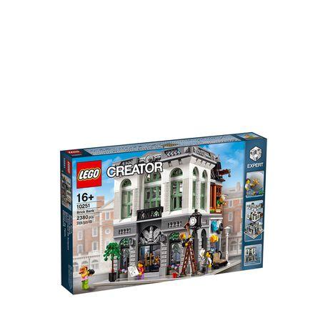 Lego Creator Expert Brick Bank 10251 Buy Online In South Africa