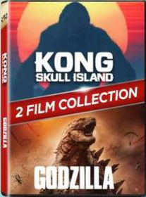 Kong Skull Island / Godzilla Boxset (DVD)