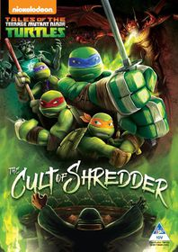 Teenage Mutant Ninja Turtles Cult Of Shredder (DVD)