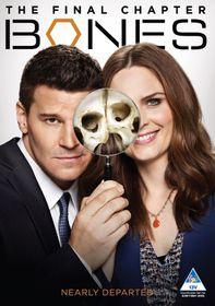 Bones Season 12 (DVD)