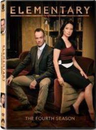 Elementary Season 4 (DVD)