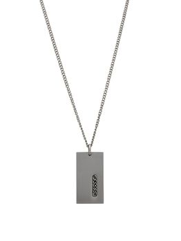 Stainless Steel Gents Dogtag Pendant