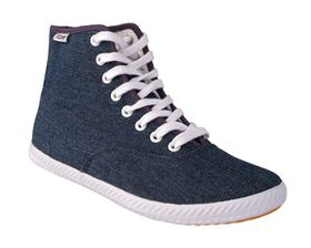 Tomy Women's Basic Hi Top Sneaker WNG00103 - Denim