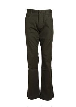 Swagg Mens Cotton Trousers - Miltary