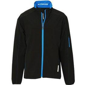 Swagg Mens Rainwear Sport Jacket - Black
