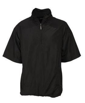 Swagg Mens Micro Active Windwear Jacket - Black