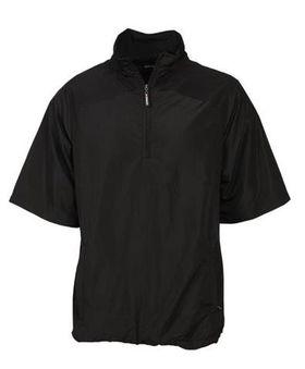 Swagg Mens Micro Active Windwear Jacket - Black