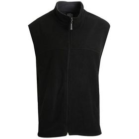 Swagg Mens Bonded Fleece  Body Warmer - Black