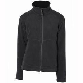 Swagg  Ladies Fleece Bonded Jacket - Charcoal