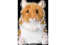 Douglas Brushy Hamster Plush Toy