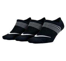 Women's Nike Performance Lightweight Training 3 Pair Socks (Size: S)