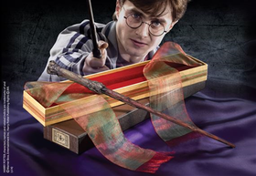 Harry Potter's Wand in Ollivander's Box (Parallel Import)