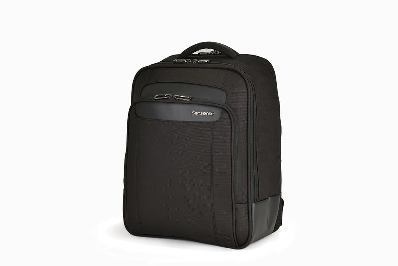 Samsonite Satara Laptop Backpack 39.62cm - Black
