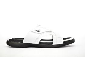 Jordan Pitstop Sandal - White