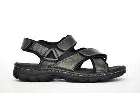 Supernaturals Adonis Sandal - Black