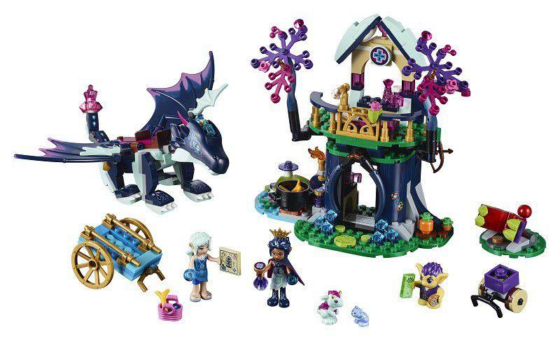 Lego Elves Lego® Elves Rosalyn's Healing Hideout - 41187 | Buy ...