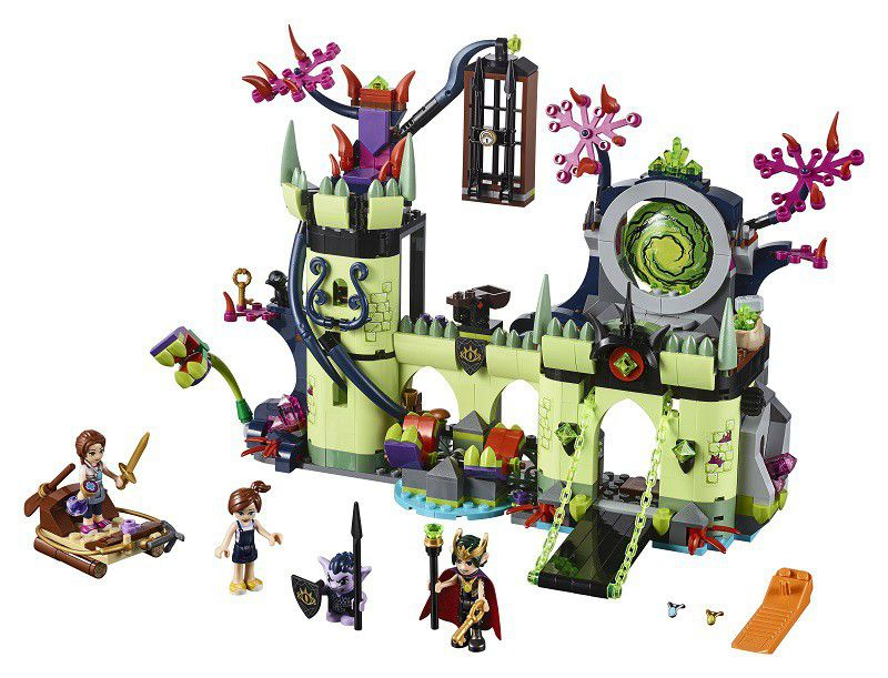 Lego Elves Lego® Elves Breakout From The Goblin King's Fortress ...