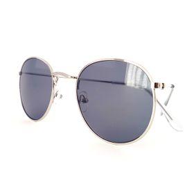 Lakota Inspirations Round Black Sunglasses