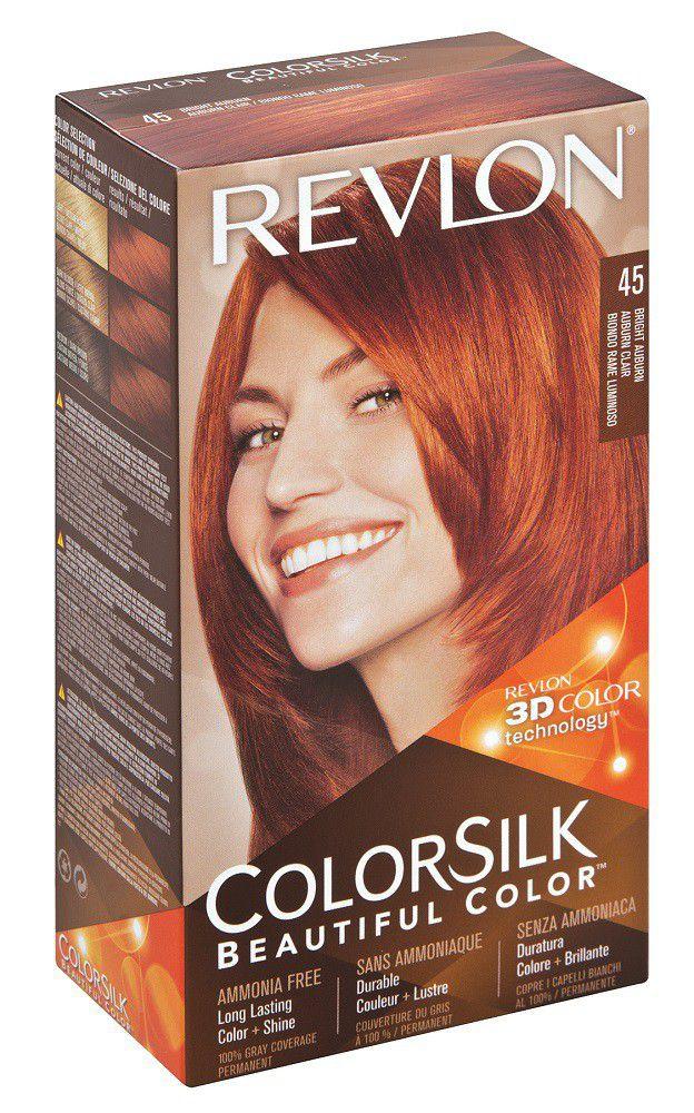 Bright Auburn Hair Color Revlon Best Hair Color 2018