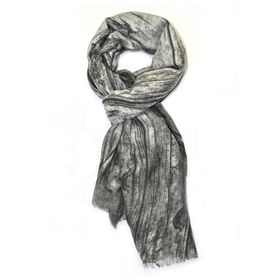 Lily & Rose Grey Based Scarf