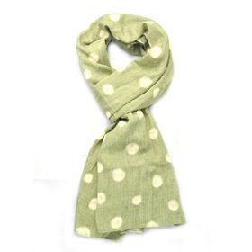 Lily & Rose Green Based Scarf
