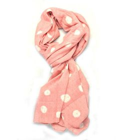 Lily & Rose Coral Based Scarf