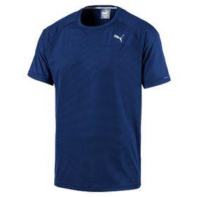Men's Puma Core-Run Short Sleeve T-Shirt