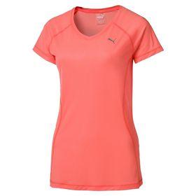Women's Puma Core-Run Short Sleeve T-Shirt