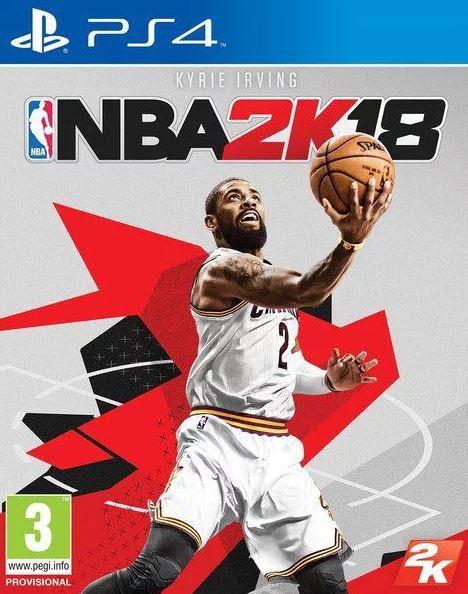 NBA 2K18 (PS4) NBA 2K18 (PS4) ...
