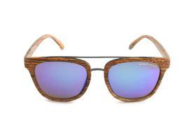 "Lentes & Marcos ""Anton Martin"" UV400 Black & Silver Pilot Sunglasses"