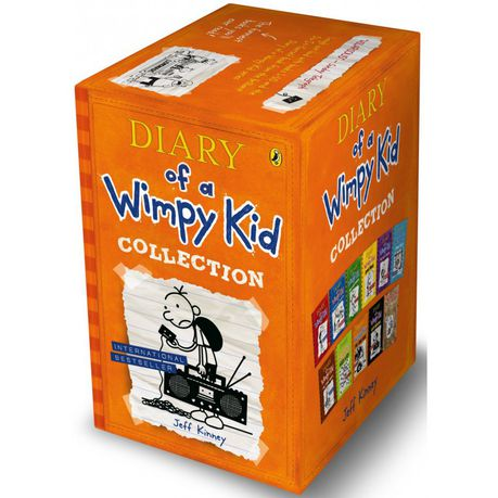 Diary Of A Wimpy Kid 1 Book For
