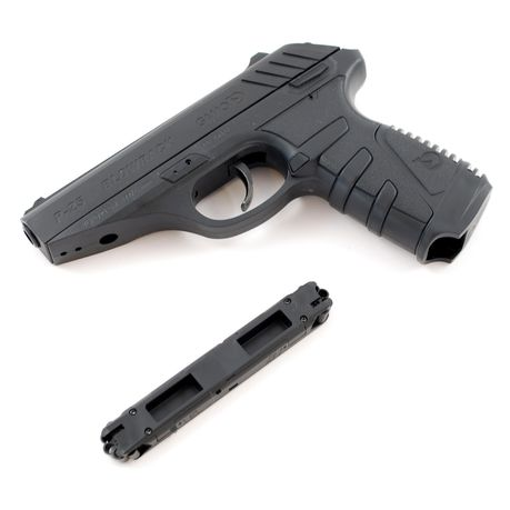 Gamo P25 Blowback Co2 Powered Air Pistol 4 5Mm  177 Cal