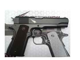 Supercat Colt 1911 4.5Mm Bb Co2 Gas Gun