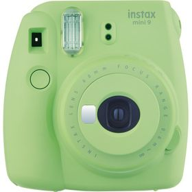 Fujifilm Instax Mini 9 Camera - Lime Green
