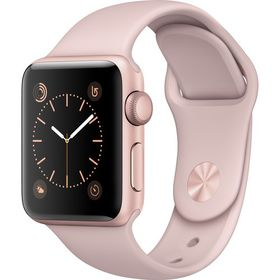 Apple Watch Series 2 38mm Rose Gold Aluminium Case
