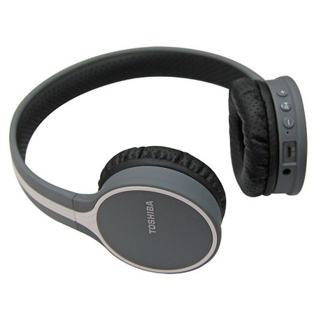 8df811635a8 Toshiba Wireless Headphone - Grey | Buy Online in South Africa ...
