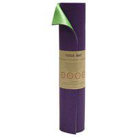 TerraYoga Yoga Mat - 6mm Eco-Friendly PER - Purple (Unisex)