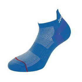 """1000 Mile Mens Med """"Double Layer"""" Liner (Size: UK6-8.5) - Royal Blue"""