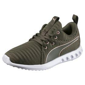 Women's Puma Carson 2 Metallic Training Shoes