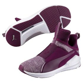 Women's Puma Fierce Metallic Heather Training Shoes