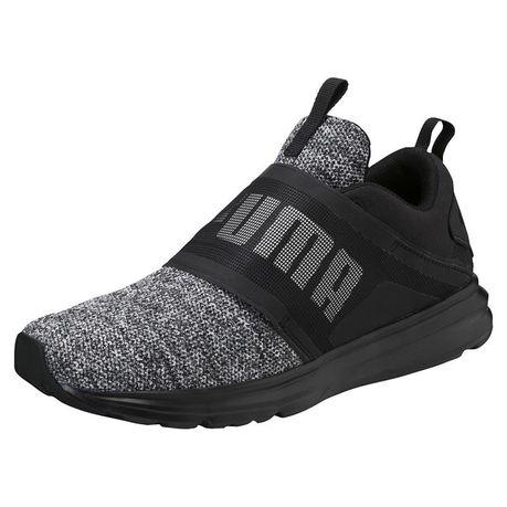 Women s Puma Enzo Strap Knit Running Shoes  c5a6a94b8