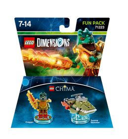 LEGO Dimensions 1: Fun: Chima-Cragger