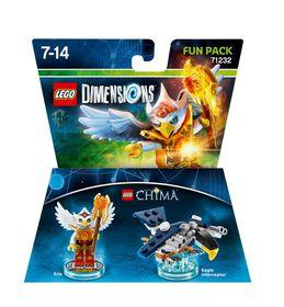 LEGO Dimensions 1: Fun: Chima-Eris