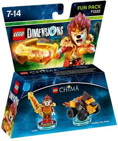 LEGO Dimensions 1: Fun: Chima-Laval